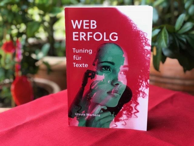 Buchtipp: Weberfolg – Tuning für Texte