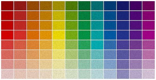 Wie Farben und Marken wirken